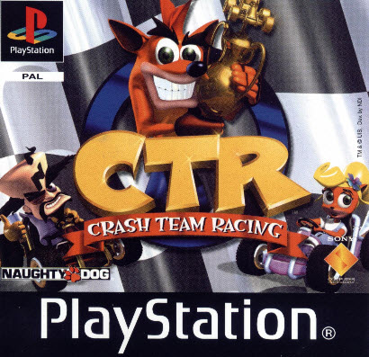 скачать Crash Team Racing