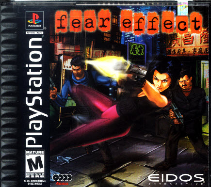 скачать Fear Effect 1  PS1