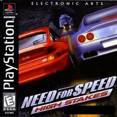 скачать Need For Speed 4: High Stakes PS1