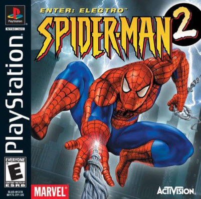 Spider Man 2 Enter Electro  Скачать  на PC | PS1