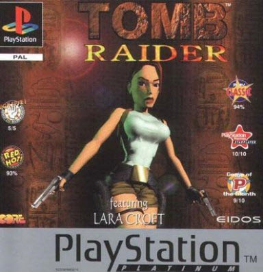 скачать Tomb Raider 1  PS1