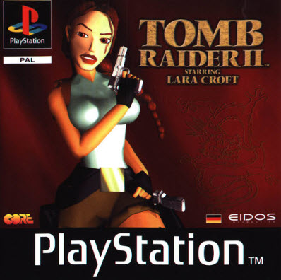 скачать Tomb Raider 2  PS1