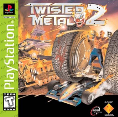 скачать Twisted Metal 2 PS1