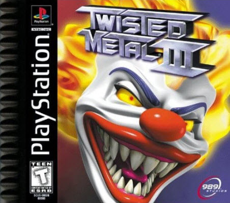 скачать Twisted Metal 3 rus ps1