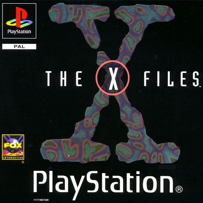 Скачать X - Files Sony  playstation 1 русская версия